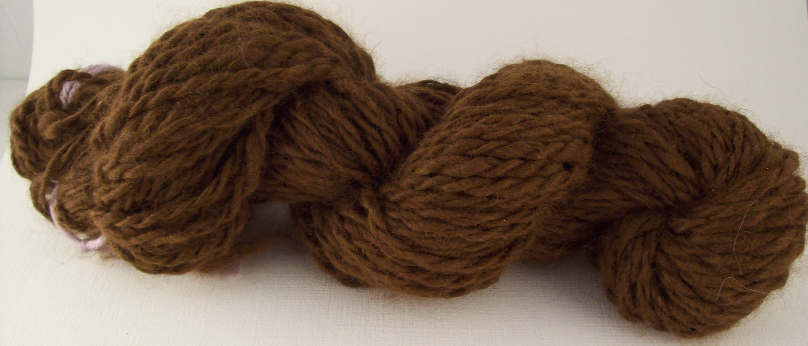 Brown Skein